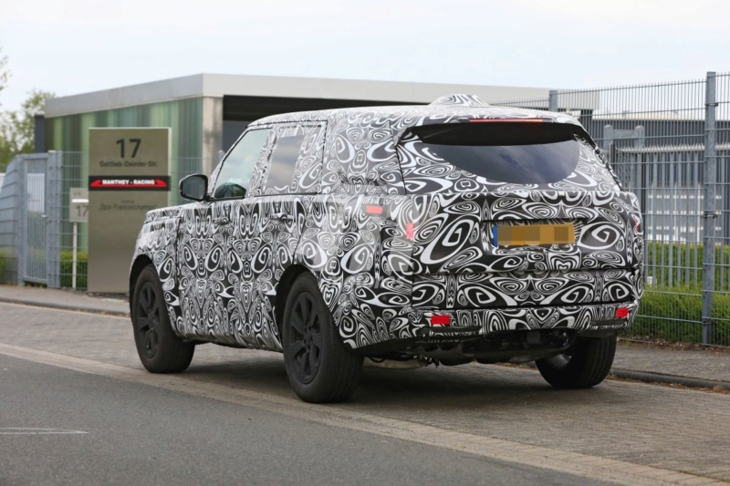 2021 - [Land Rover] Range Rover V Range-37