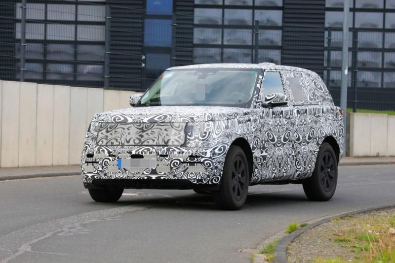 2021 - [Land Rover] Range Rover V Range-39