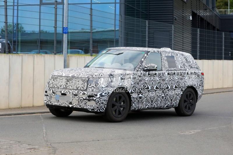 2021 - [Land Rover] Range Rover V Range-41