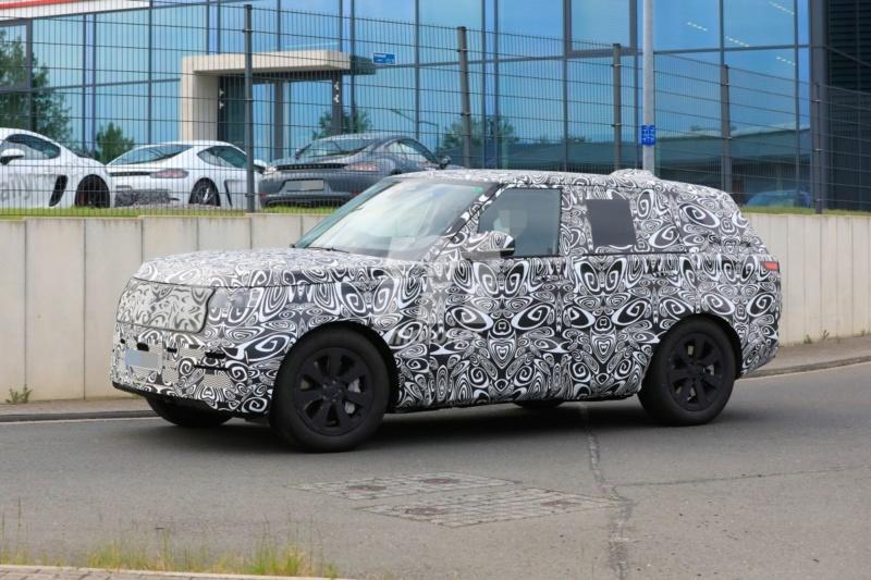 2021 - [Land Rover] Range Rover V Range-42