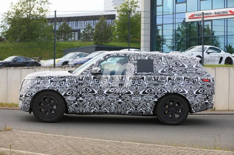 2021 - [Land Rover] Range Rover V Range-44