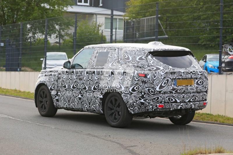 2021 - [Land Rover] Range Rover V Range-46
