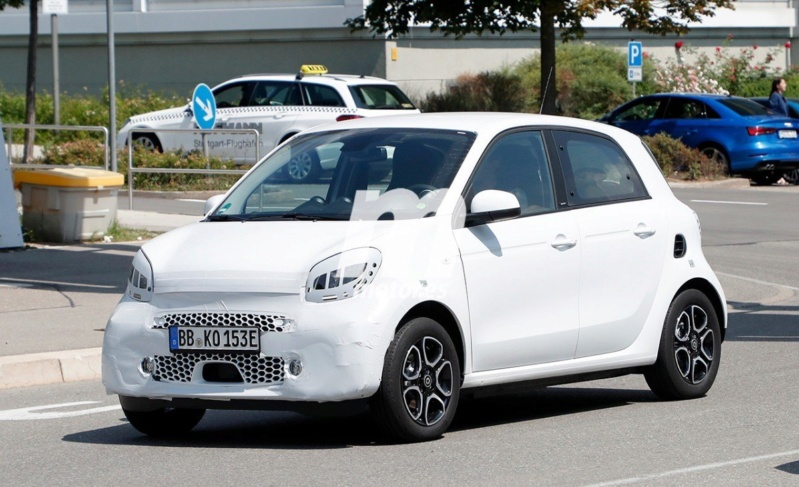 2019 - [Smart] ForTwo III Restylée [C453]  - Page 2 S112
