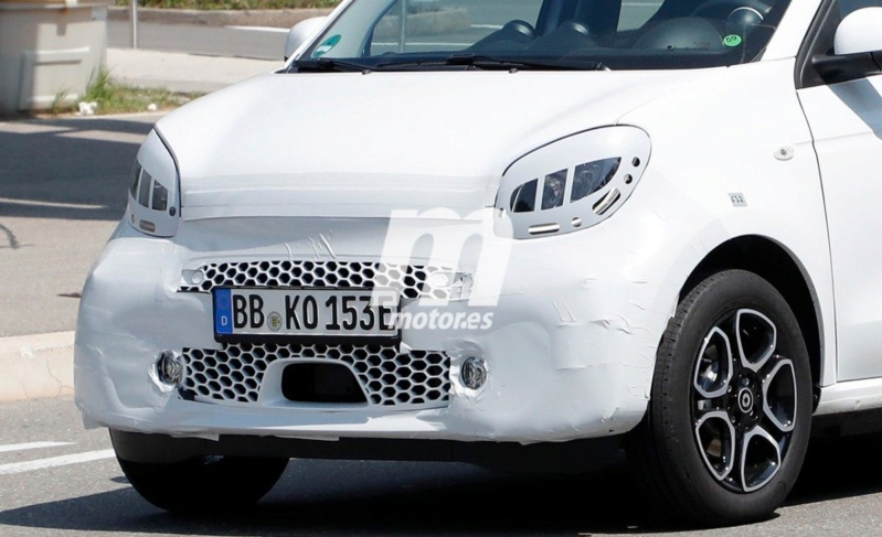 2019 - [Smart] ForTwo III Restylée [C453]  - Page 2 S212