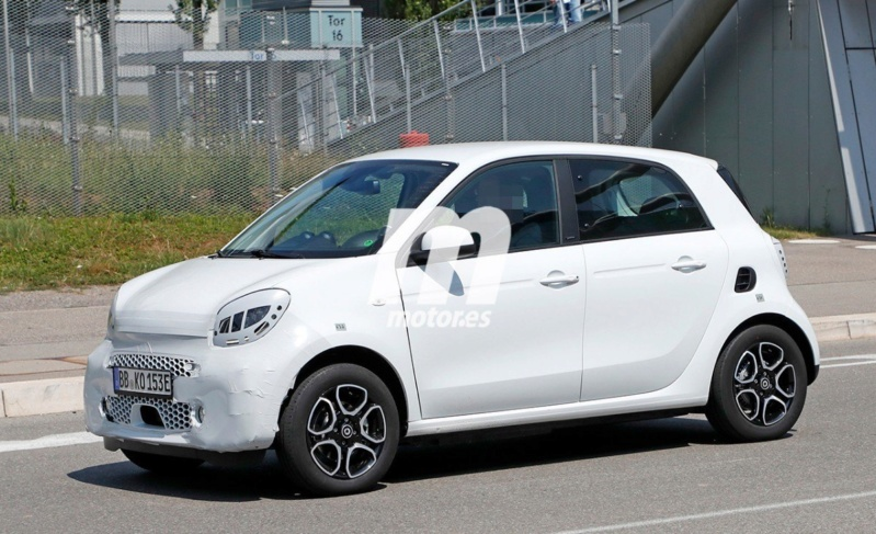 2019 - [Smart] ForTwo III Restylée [C453]  - Page 2 S412