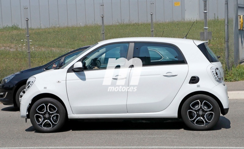 2019 - [Smart] ForTwo III Restylée [C453]  - Page 2 S612