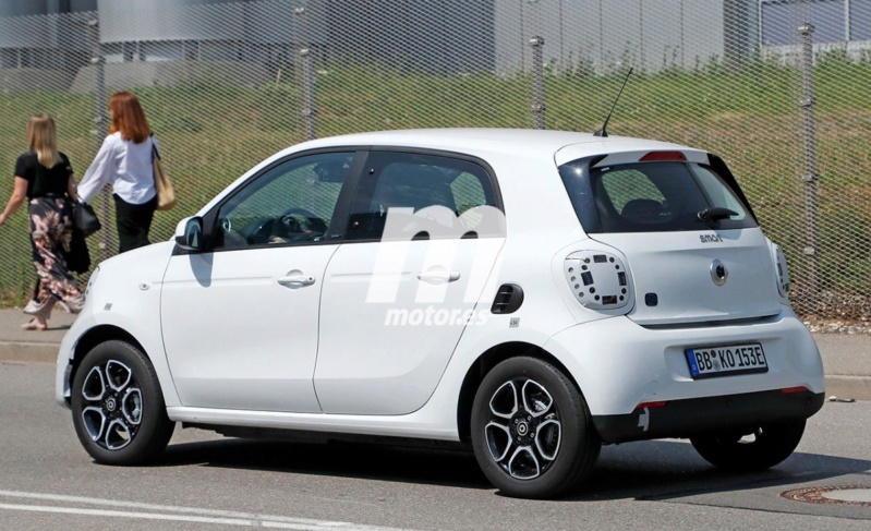 2019 - [Smart] ForTwo III Restylée [C453]  - Page 2 S812