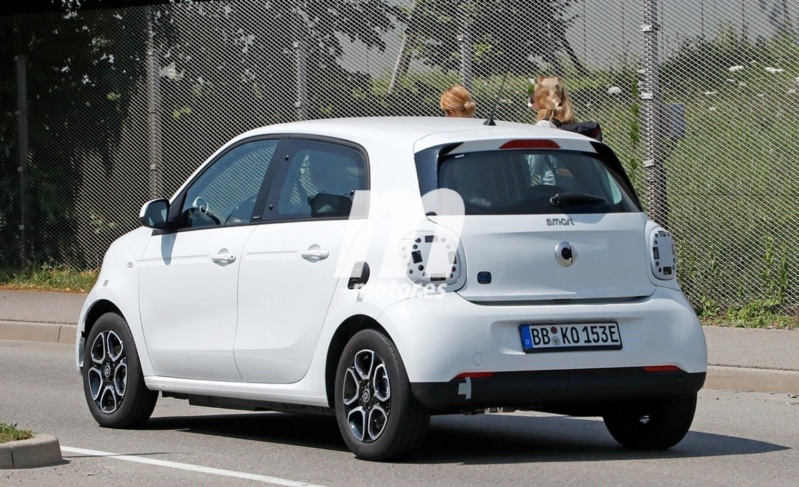 2019 - [Smart] ForTwo III Restylée [C453]  - Page 2 S911