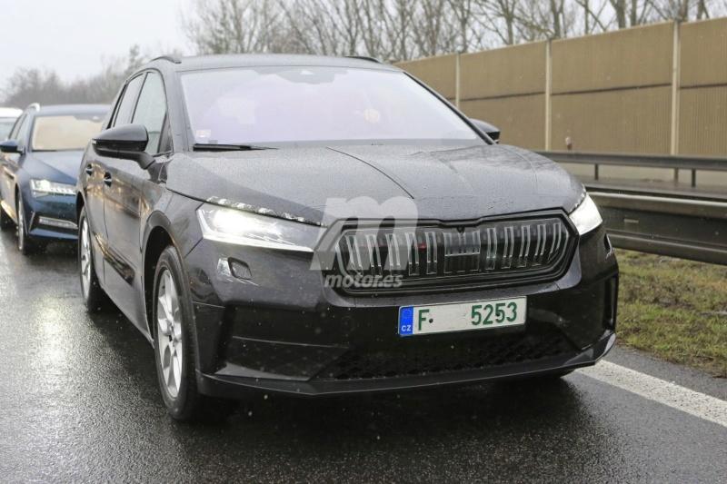 2021 - [Skoda] SUV EV Skoda-11