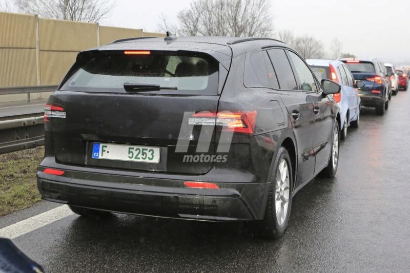 2021 - [Skoda] SUV EV Skoda-16