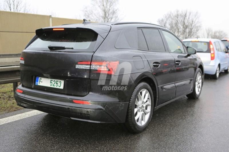 2021 - [Skoda] SUV EV Skoda-17
