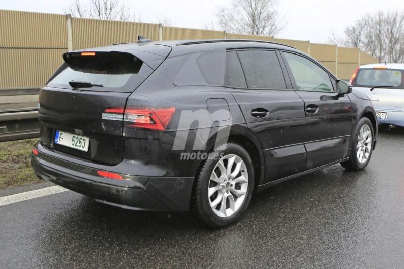 2021 - [Skoda] SUV EV Skoda-18