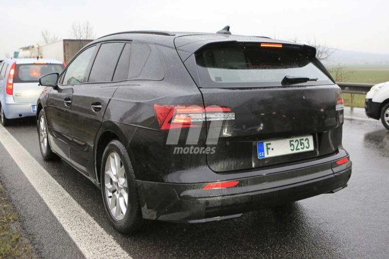 2021 - [Skoda] SUV EV Skoda-19