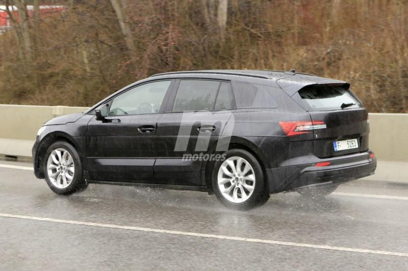 2021 - [Skoda] SUV EV Skoda-29