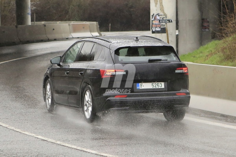 2021 - [Skoda] SUV EV Skoda-30