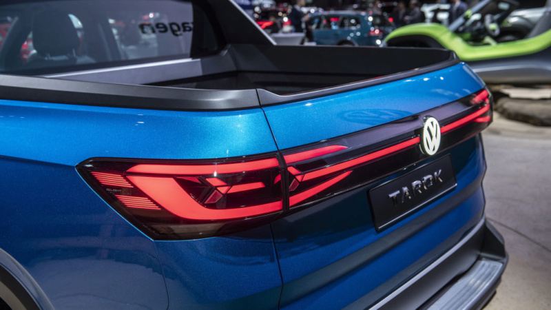 2020 - [Volkswagen] Tarok / MQB Pick-Up  T1012
