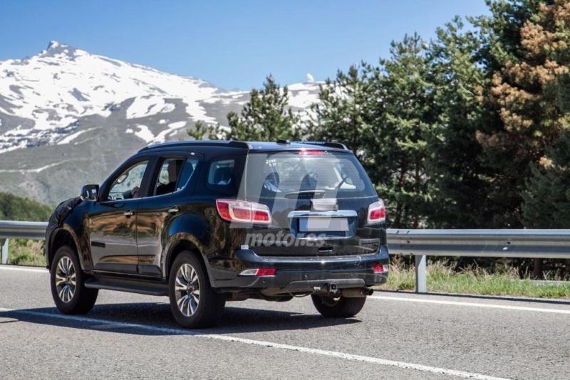 2012 - [Chevrolet] Trailblazer  T1013