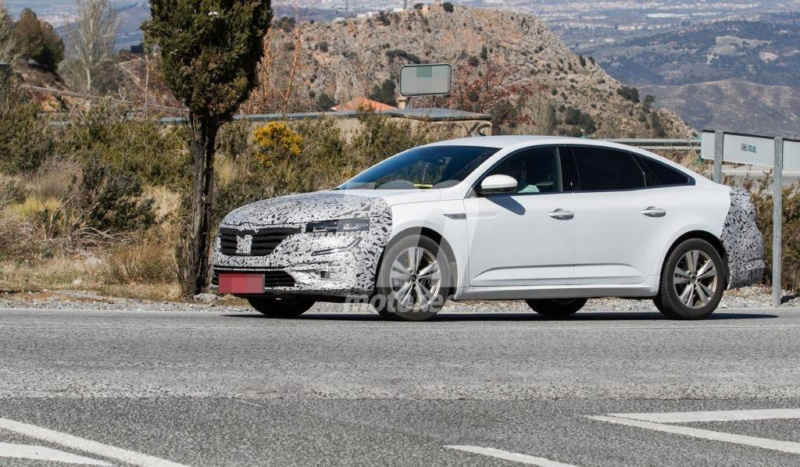 2020 - [Renault] Talisman restylée - Page 6 T110