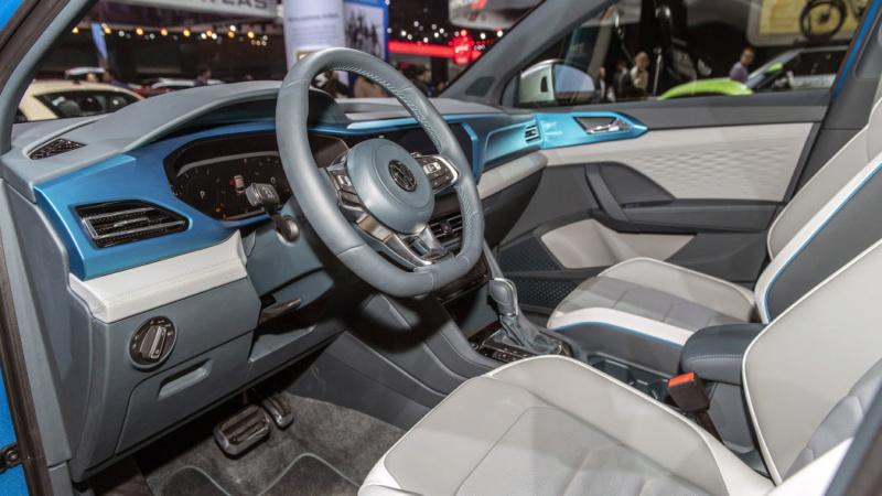 2020 - [Volkswagen] Tarok / MQB Pick-Up  T1112
