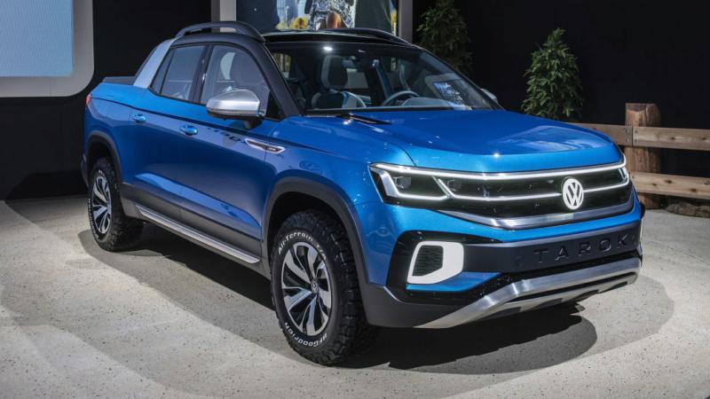 2020 - [Volkswagen] Tarok / MQB Pick-Up  T112