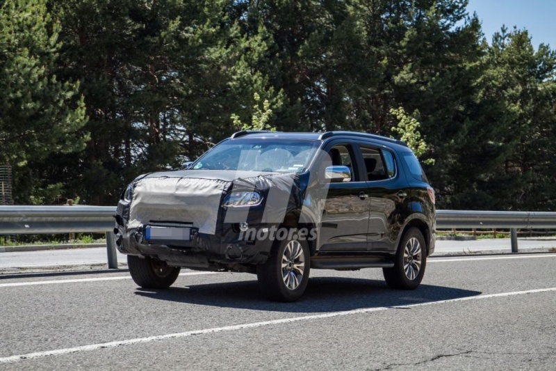 2012 - [Chevrolet] Trailblazer  T113