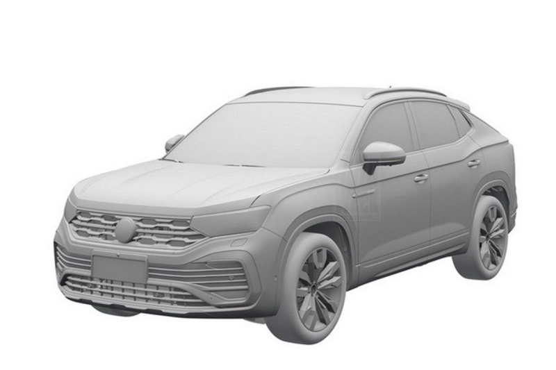 2018 - [Volkswagen] Tayron T115