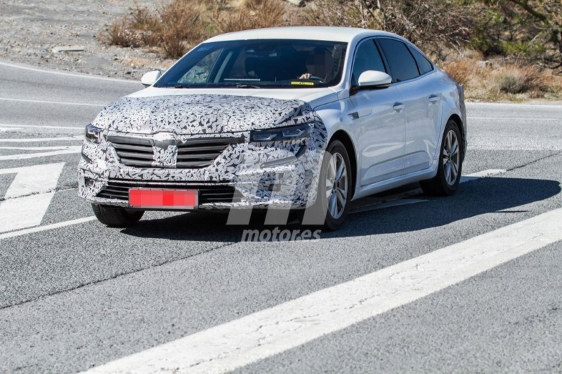 2020 - [Renault] Talisman restylée - Page 6 T210