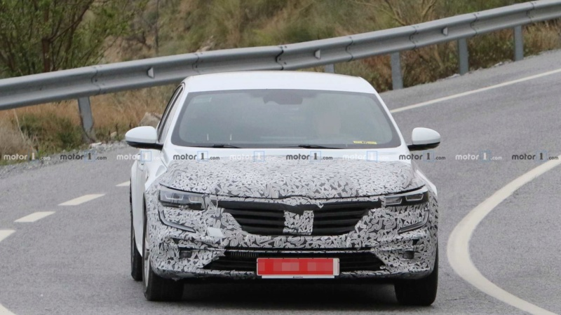 2020 - [Renault] Talisman restylée - Page 6 T211