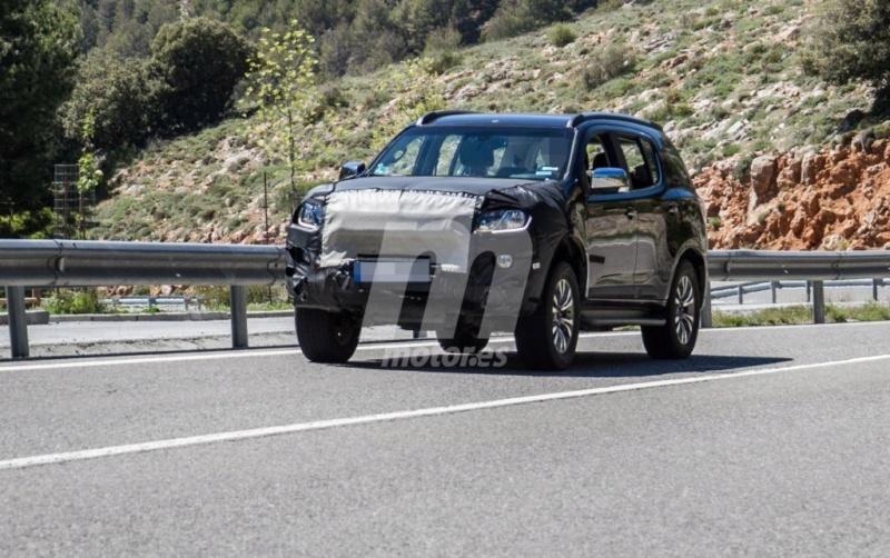 2012 - [Chevrolet] Trailblazer  T213