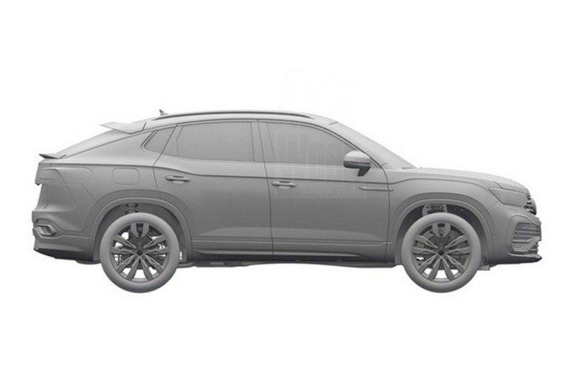 2018  [Volkswagen] Tayron T215