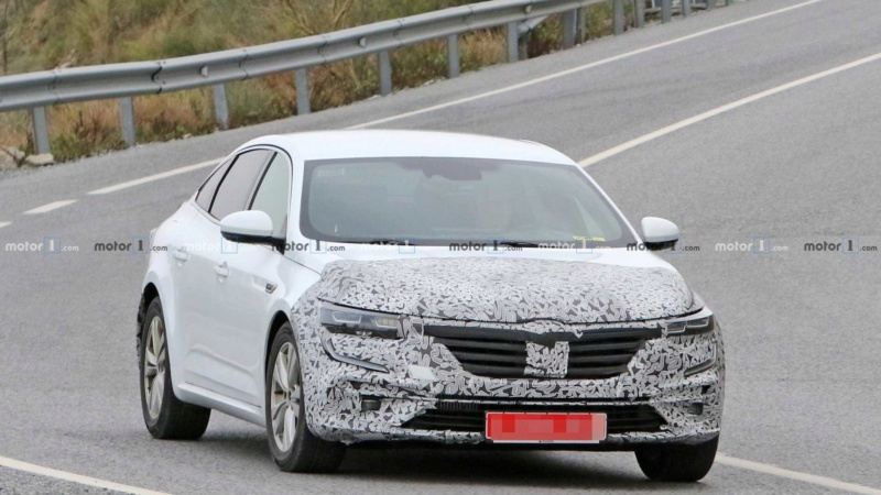 2020 - [Renault] Talisman restylée - Page 6 T310