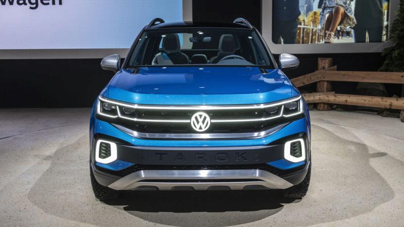 2020 - [Volkswagen] Tarok / MQB Pick-Up  T311