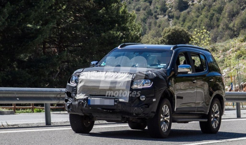 2012 - [Chevrolet] Trailblazer  T312