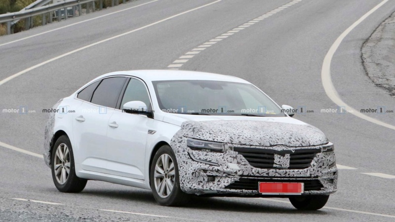 2020 - [Renault] Talisman restylée - Page 6 T411