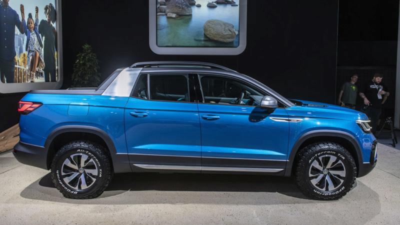 2020 - [Volkswagen] Tarok / MQB Pick-Up  T412