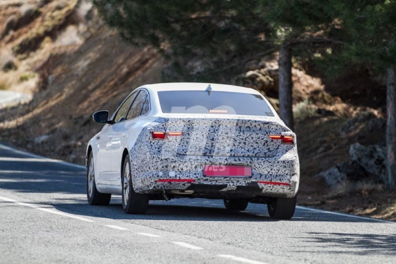 2020 - [Renault] Talisman restylée - Page 6 T510