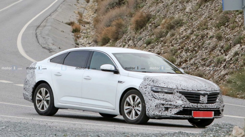 2020 - [Renault] Talisman restylée - Page 6 T511