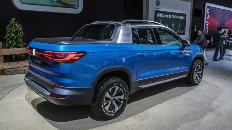 2020 - [Volkswagen] Tarok / MQB Pick-Up  T512