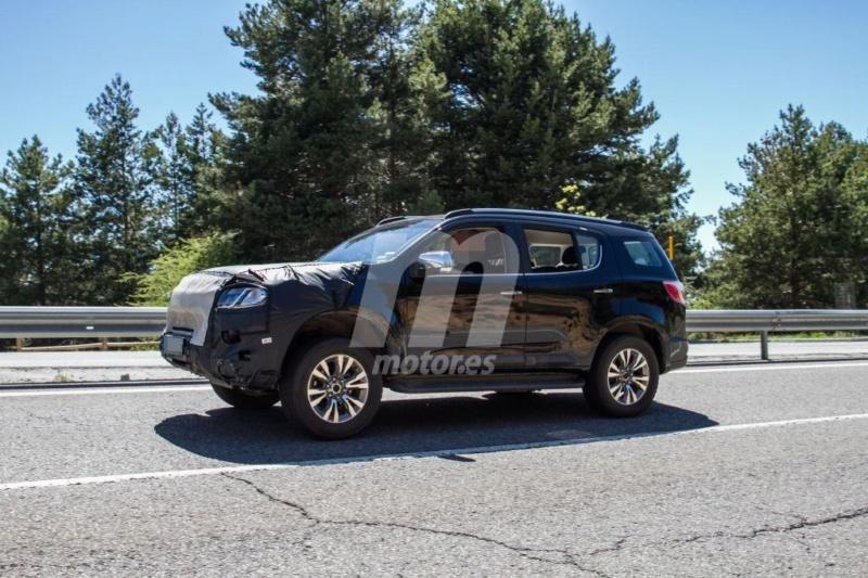 2012 - [Chevrolet] Trailblazer  T513