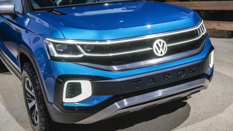 2020 - [Volkswagen] Tarok / MQB Pick-Up  T712