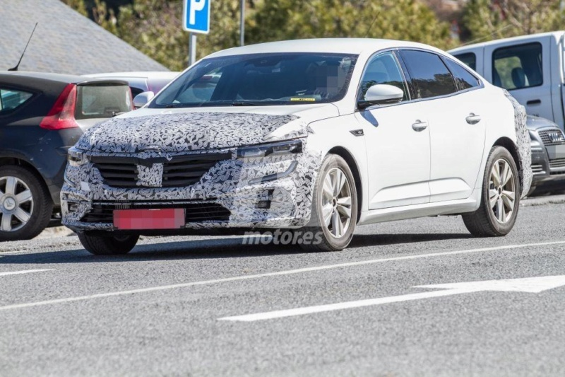 2020 - [Renault] Talisman restylée - Page 6 T810