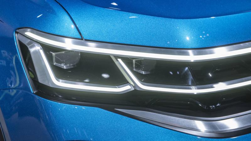 2020 - [Volkswagen] Tarok / MQB Pick-Up  T812