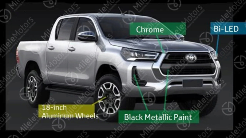 2015 - [Toyota] Hilux - Page 3 Toyota14