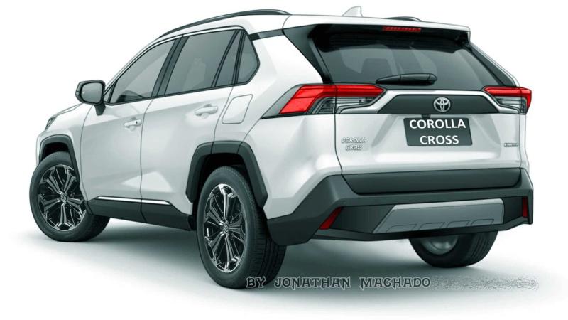 2021 - [Toyota] Corolla Cross - Page 3 Toyota17