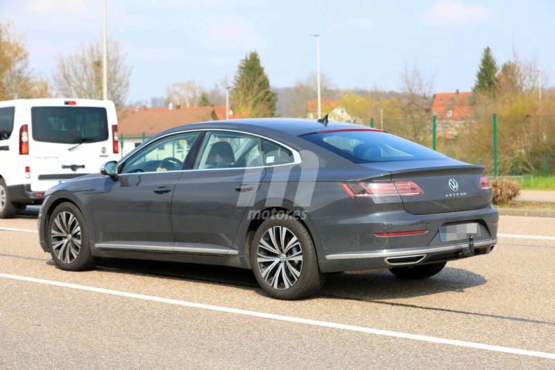 2016 - [Volkswagen] Arteon - Page 12 Volks124