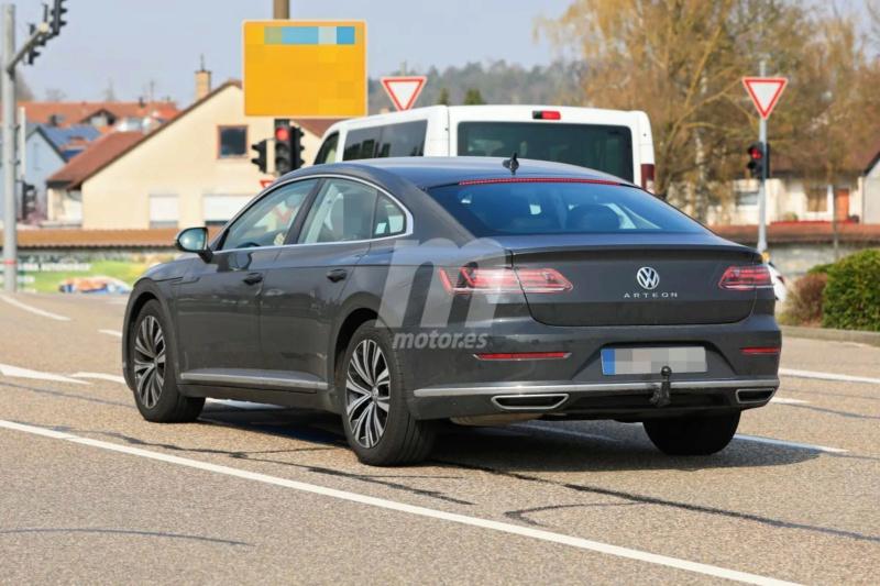 2016 - [Volkswagen] Arteon - Page 12 Volks125
