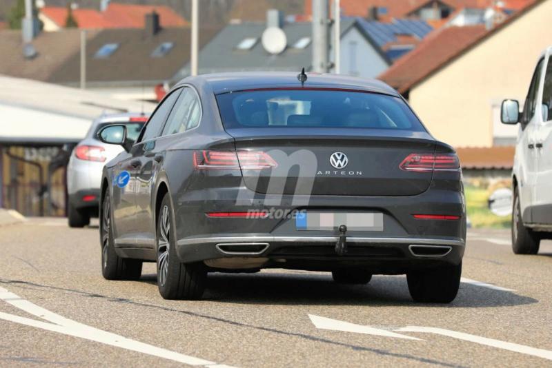 2016 - [Volkswagen] Arteon - Page 12 Volks126