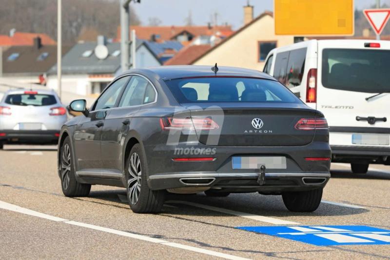 2016 - [Volkswagen] Arteon - Page 12 Volks127