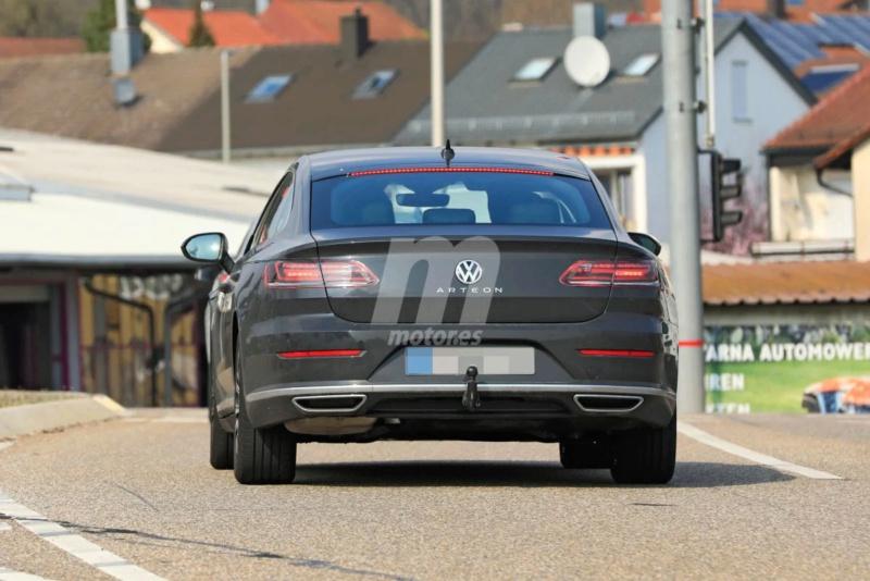 2016 - [Volkswagen] Arteon - Page 12 Volks128