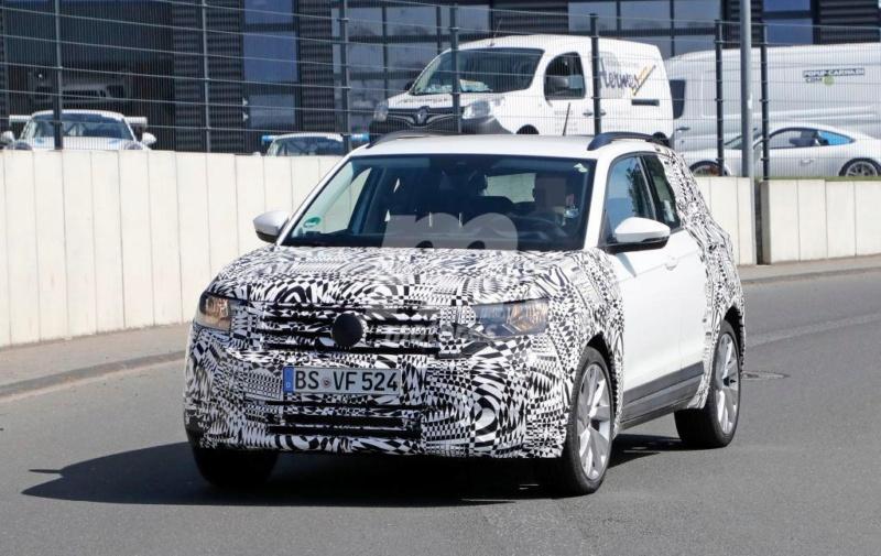 2018 - [Volkswagen] T-Cross - Page 4 Volksw11